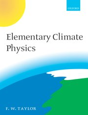 Cover for   Elementary Climate Physics