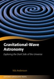 Cover for   Gravitational-Wave Astronomy