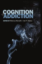 Cover for   Cognition and Addiction