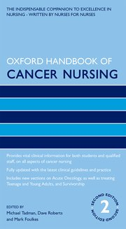 Cover for   Oxford Handbook of Cancer Nursing