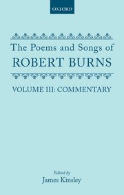 Cover for   The Poems and Songs of Robert Burns