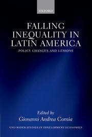 Cover for   Falling Inequality in Latin America
