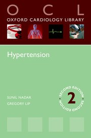 Cover for   Hypertension