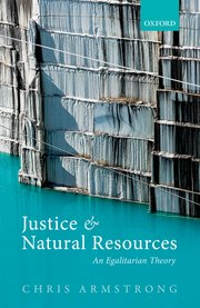 Cover for   Justice and Natural Resources