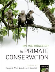 Cover for   An Introduction to Primate Conservation