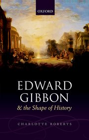 Cover for   Edward Gibbon and the Shape of History