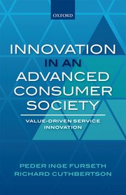 Cover for   Innovation in a Consumer Society