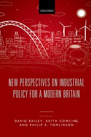 Cover for   New Perspectives on Industrial Policy for a Modern Britain