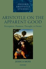 Cover for   Aristotle on the Apparent Good