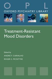 Cover for   Treatment-Resistant Mood Disorders