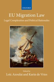 Cover for   EU Migration Law