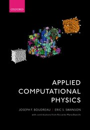 Cover for   Applied Computational Physics