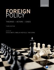 Cover for   Foreign Policy