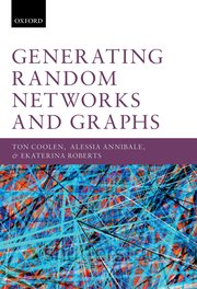 Cover for   Generating Random Networks and Graphs