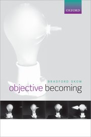 Cover for   Objective Becoming