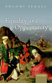 Cover for   Equality and Opportunity