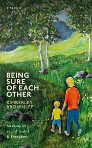 Cover for   Being Sure of Each Other