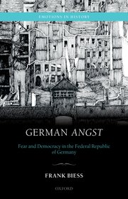 Cover for   German Angst