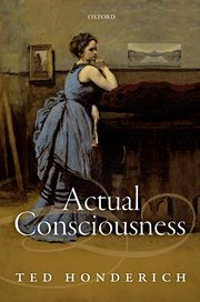 Cover for   Actual Consciousness