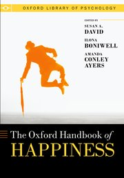 Cover for   Oxford Handbook of Happiness