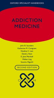 Cover for   Addiction Medicine