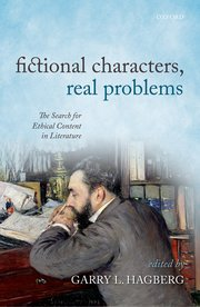 Cover for   Fictional Characters, Real Problems