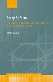 Cover for   Party Reform
