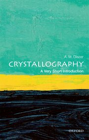 Cover for   Crystallography: A Very Short Introduction