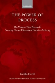 Cover for   The Power of Process