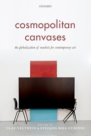 Cover for   Cosmopolitan Canvases