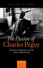 Cover for   The Passion of Charles Péguy