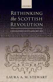 Cover for   Rethinking the Scottish Revolution