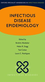 Cover for   Infectious Disease Epidemiology
