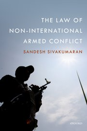 Cover for   The Law of Non-International Armed Conflict