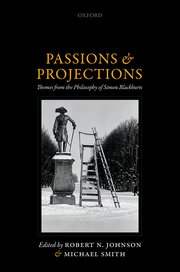 Cover for   Passions and Projections