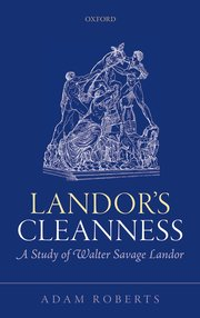 Cover for   Landors Cleanness