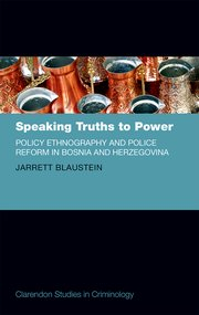 Cover for   Speaking Truths to Power