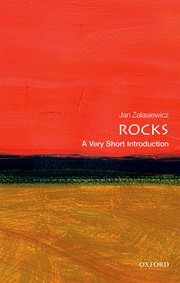 Cover for   Rocks: A Very Short Introduction