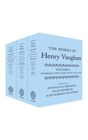 Cover for   The Works of Henry Vaughan