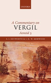 Cover for   A Commentary on Vergil, Aeneid 3