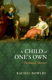 Cover for   A Child of Ones Own