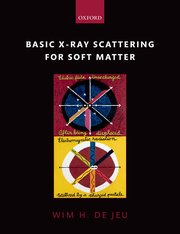 Cover for   Basic X-Ray Scattering for Soft Matter