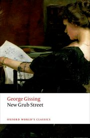 Cover for   New Grub Street