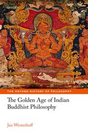 Cover for The Golden Age of Indian Buddhist Philosophy in the First Millennium CE