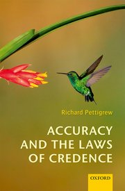 Cover for   Accuracy and the Laws of Credence