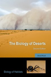 Cover for   The Biology of Deserts