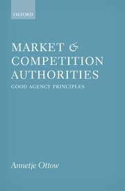 Cover for   Market and Competition Authorities