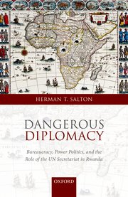 Cover for   Dangerous Diplomacy
