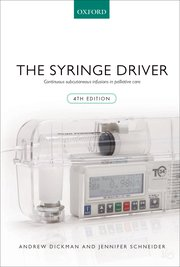 Cover for   The Syringe Driver