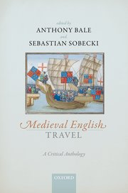 Cover for   Medieval English Travel